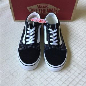 Brand New Authentic Vans Kids Shoes